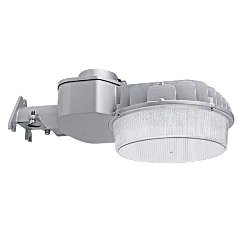 CINOTON LED Barn Light 95W, 5000K Daylight Dusk to Dawn LED Outdoor Lighting with Photocell, 10500lm...