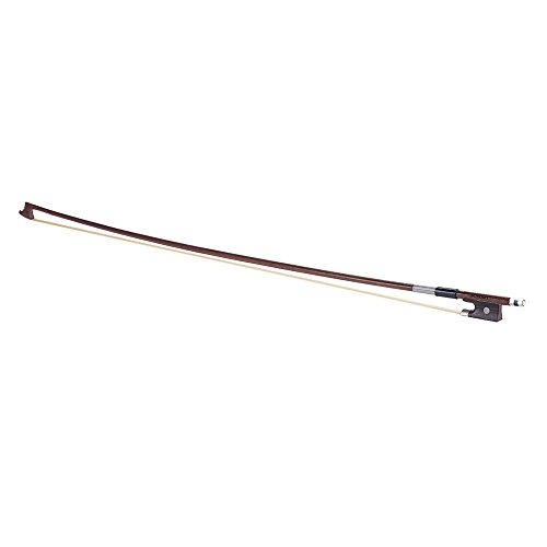 ammoon Full Size 1/4 Violine Geige Bogen Well Balanced Runde Brasilien-Holz-Stick Roßhaar Exquisite