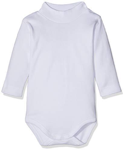 BABIDU Body C.Cisne, Blanco, 12 Meses Bebe-Unisex