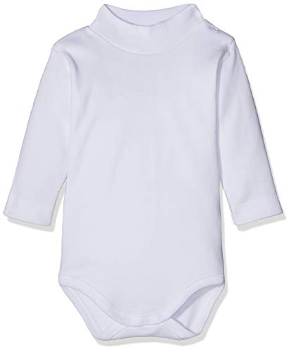 BABIDU Body C.Cisne, Blanco, 6 Meses Bebe-Unisex