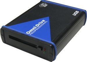 CSM OmniDrive USB2 LF USB ATA flash/SRAM/Linear flash PC card reader