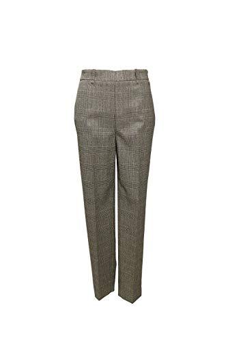 Pantalone Donna Twin Set 192TT2440 Dark Grey Lurex Autunno Inverno A/I 2019 2020 (40 - Dark Grey)