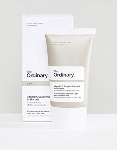 The Ordinary Vitamin C Suspension 30{a9bd5c452d0f45b1d5beee4d82b7882513a9309f9bbb9e2596392149a8c6b472} in Silicone FULL SIZE 30ml