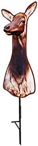 Horn Hunter Butt Head Decoy, Brown, One Size