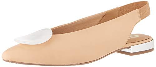 Gioseppo Dewey, Zapatos Tipo Ballet Mujer, Nude, 39 EU