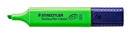 Staedtler Textsurfer Classic Highlighter Inkjet-safe Line Width 2.5-4.7mm Blue Ref 3646 [Pack of 10] Photo #3