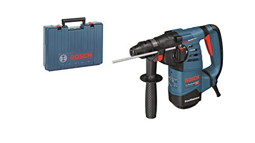 Bosch Professional GBH 3-28 DRE - Martillo perforador combinado (3,1 J, Ø máx. hormigón 28 mm, SDS plus, en maletín)