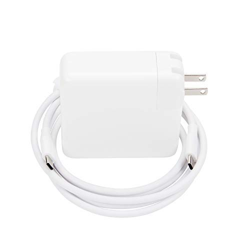 Milipow USB-C 87W Charger Compatible with MacBook Pro, New MacBook 11'' & 13''& 15'' Inch 2016 2017 2018 2019 Thunderbolt Charger and Smartphones & Tablets with USB C and Type C Ports with 2m Cable