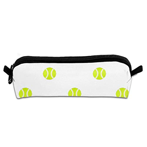 Tennis Ball Dot Portable Travel Makeup Bag Toiletry Bags Cosmetic Bag