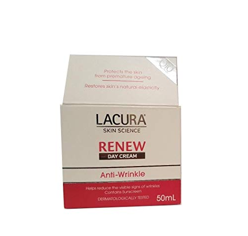 Lacura Skin Science Renew Day Cream - Regenerierende Anti-Falten Tagescreme - 50 mL