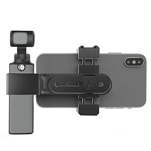 KINGDUO Soporte De Montaje Magnético De Aleación De Aluminio Smartphone Soporte De 1/4 con Trípode para Fimi Palm Handheld Gimbal Cámara No Original