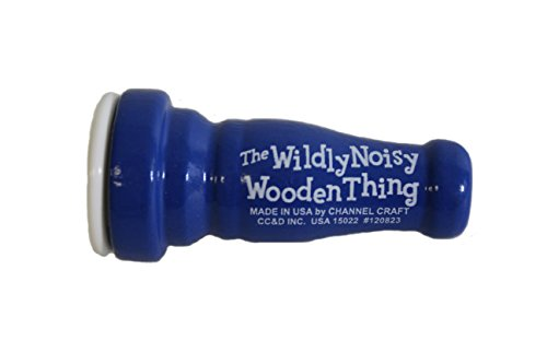 Great Features Of Wildly Noisy Wooden Thing (Colors May Vary)