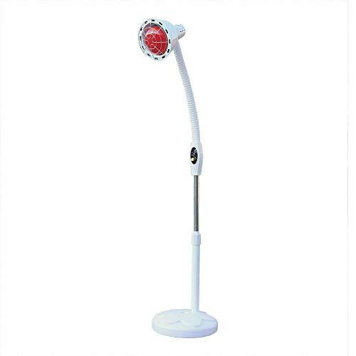 HeavenBird Infrarotlampe wärmelampe Infrarotstrahler rotlichtlampe waermelampe 275W Rotlicht Strahler Infrarotlichttherapie Speziallampen Infrarot Lampen