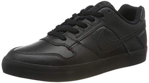 Nike SB Delta Force Vulc, Zapatillas de Skateboard Unisex Adulto, Multicolor (Black/Black/Anthracite 002), 44 EU
