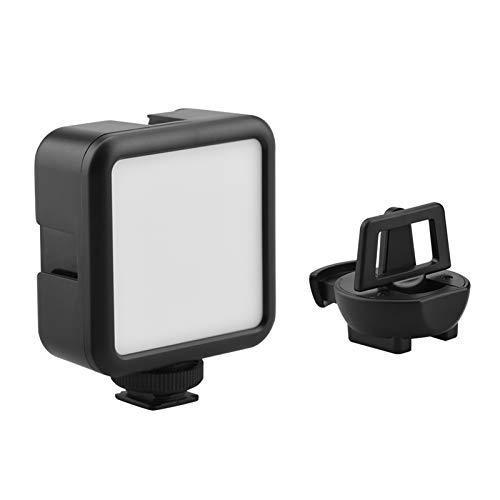 MERIGLARE Kit de Iluminación para Videoconferencia de 49 Cuentas de Lámpara para Trabajo Remoto de Entrevistas