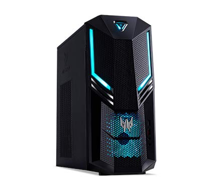 Predator Orion 3000 Gaming PC i5-9400F 16GB 1TB HDD+256GB SSD GTX1660 WLAN Win10