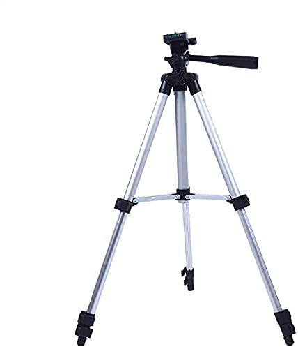 GGSJZ 3110A Pro Camera Tripod Lightweight Flexible Portable Three-Way Head