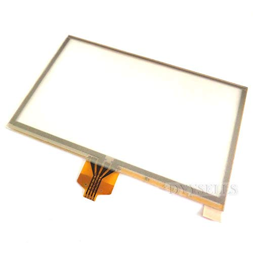 DYYSELLS 101=43 chu pin-016 Touch Screen Digitizer paneel Voor Tom-Tom tom XL 335SE 4.3 inch GPS reparatie vervanging