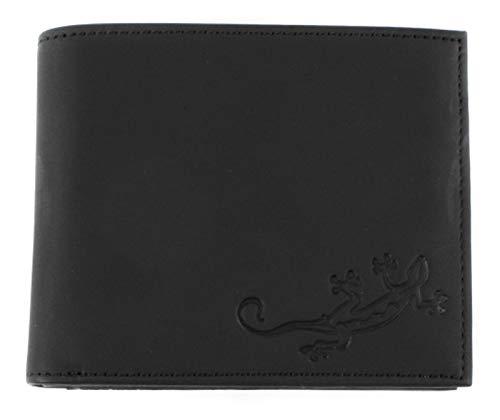 oxmox Leather Geldbörse 12 cm Lizard