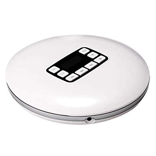 Adesign Pantalla por por por Personal Compacto Pantalla LCD Pantalla LCD Función Anti-Shock Reproductor de CD de Litio Conexión inalámbrica Bluetooth Función de Altavoz Compatible con CD / MP3 / CD-R