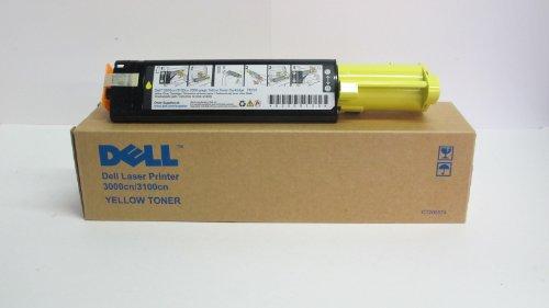Dell Toner gelb, 2.000 Seiten, für 3000cn/3100cn