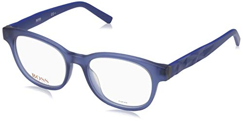 BOSS ORANGE BO-0239-F-LEI-51-18-0 Hugo Orange zonnebril BO-0239-F-LEI-51-18-0 Oval zonnebril 51, blauw