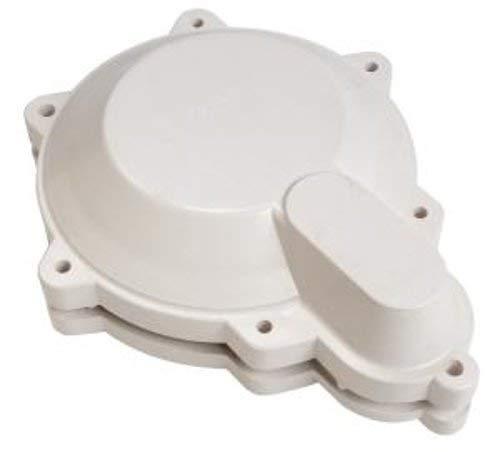 Merrill MFG Well Cap, ABS, 6' Casing W/ 1-1/4' IPS Conduit Tap