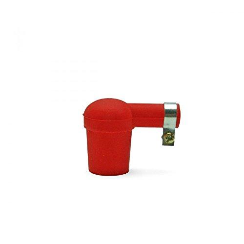 Bujía Conector TNT Silicona Rojo