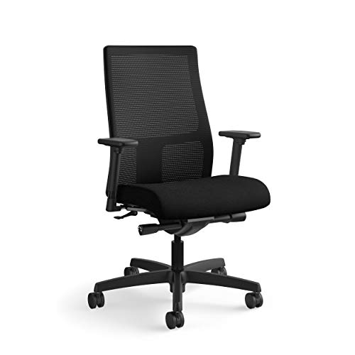 HON Ignition Series Mid-Back Work Chair - Mesh Computer Chair for...