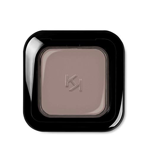 KIKO Milano High pigment Wet and Dry Eyeshadow 82 Satin Iridescent Grey