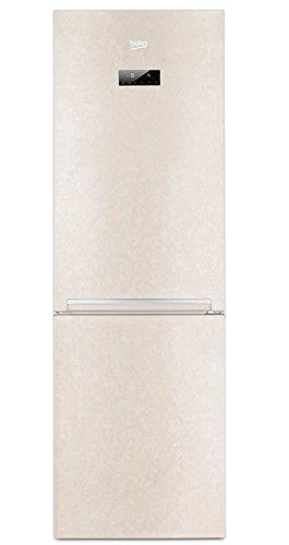 Beko RCNA365E30ZB Libera installazione 293L A++ Sabbia frigorifero con congelatore