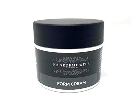 Friseurmeister Form Cream für Flexible, Dauerhafte, Unstrukturierte Frisuren für alle Haartypen 100ml