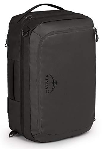 Osprey Transporter Global Carry-On 36, Borsa da Viaggio Unisex - Black O/S