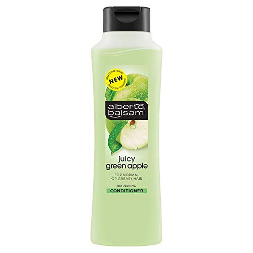 Alberto Balsam Juicy Green Apple Après-shampoing à la pomme verte 350 ml