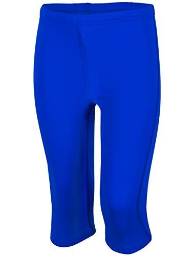hyphen med Kids UV-Schutzkleidung (Sonnenschutz-Faktor 80) Overknee Pants Cobalt (152/158)