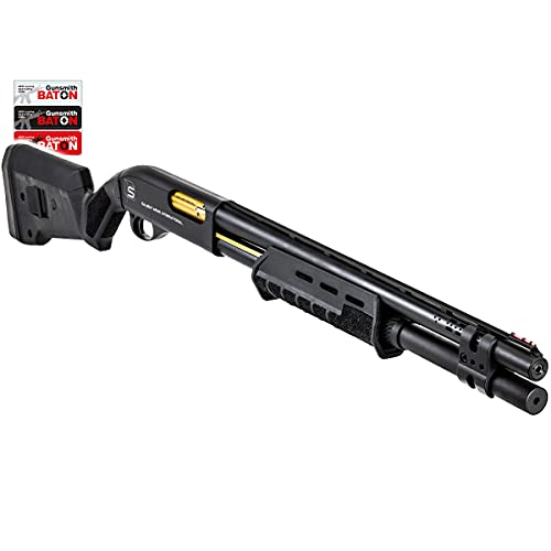 [ APS ] CAM 870 MK2-J [ ライブシェルガスショットガン JASG認定 Gunsmith BATON ステッカー付属 ] (SAI Deluxe Match)