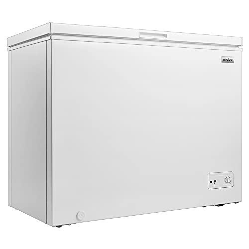 congelador vertical de la marca mabe