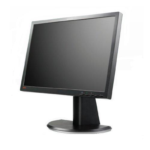 Lenovo ThinkVision LT2452p 61 cm 24 Zoll wide 16:10 1920x1200 eIPS WLED 1000:1 VGA DVI TCO5 Tilt Lift Swivel Pivot 4420-MN2 (Generalüberholt)