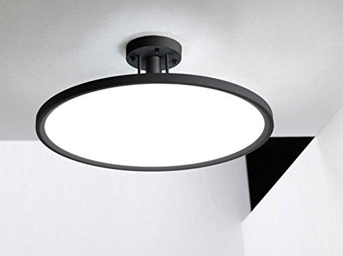 Luz moderna del techo de la luz de techo que enarena/la placa...