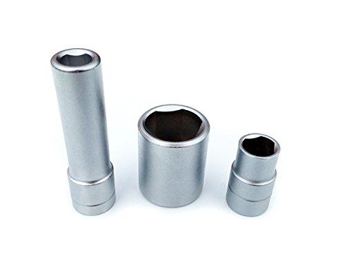 Preisvergleich Produktbild 3 Kant Spezial Werkzeug Bosch VP37 Einspritzpumpen Spezialnuss Zentralschraube