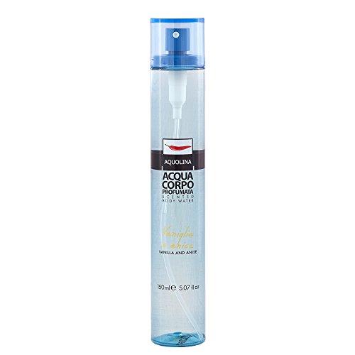 Aquolina Scented Body Water - Vanilla & Anise 150ml