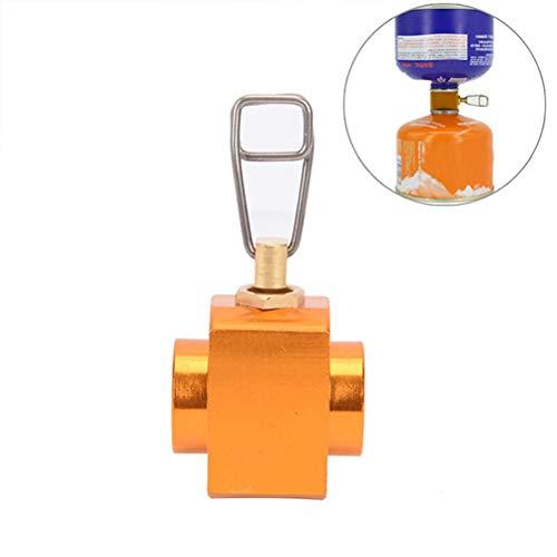 Füll und Entleerungstutzen mit Schlauchkupplung orange