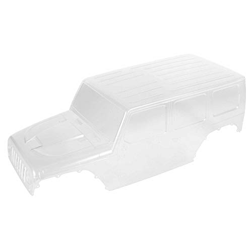 Axial 2017 Jeep Wrangler Rubicon Hardtop Body, Clear