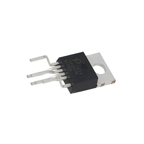 TOP256YN PMIC AC/DC switcher,SMPS controller 59.4-145kHz TO220-7C POWER INTEGRAT