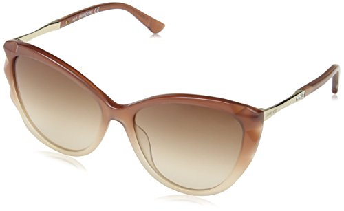 Swarovski Sunglasses Sk0107 72F-57-16-140 Gafas de sol, Marrón (Braun), 57 para Mujer