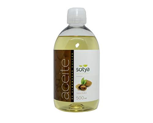 SOTYA - SOTYA Aceite Almendras Dulces 500 ml