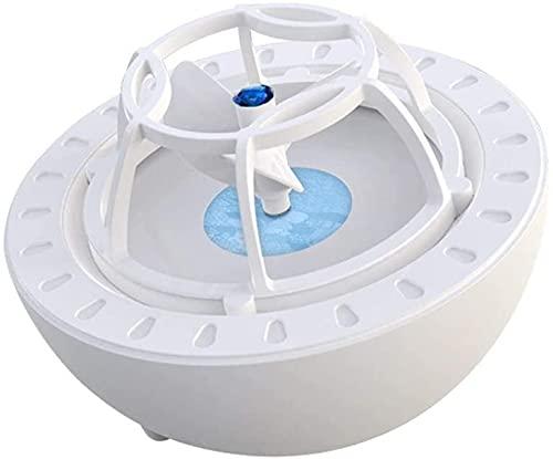 hwljxn Mini lavavajillas ultrasónico, aspersor de lavavajillas USB portátil, Cocina de Cocina Multifuncional para Platos/Frutas/Vegetales/Gafas, Onda de Agua de Alta presión, sobretensión creada