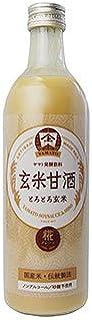 ヤマト醤油味噌 玄米甘酒(げんまいあまざけ 490ml)