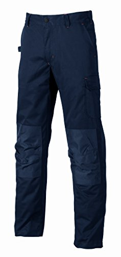 Upower ST068DB-52 pantaloni da lavoro Basic, Alfa blu Taglia 52