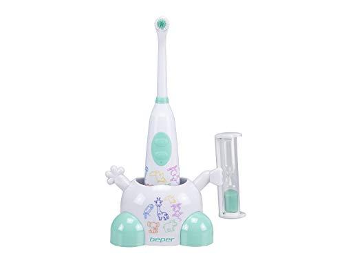 BEPER 40.918 Cepillo de dientes eléctrico con reloj de arena de 3...